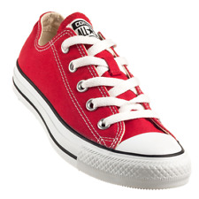 Converse Chuck Taylor All Star OX M9696c rosso sneakers alte