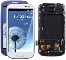 LCD Display Touch Digitizer Screen+Frame Per Samsung Galaxy S3 Neo i9301 i9301i