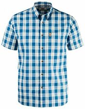 FJALL RAVEN OVIK SHORT SLEEVE BUTTON DOWN SHIRTS