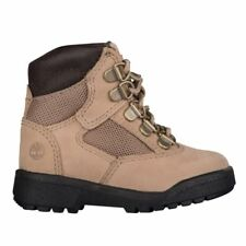 Timberland Toddler's 6 INCH FIELD BOOTS Beige TB0A1PZY b