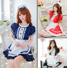 Asia France Maid Cosplay Fancy Dress, Halloween Party Costume Wear, Size: S-M