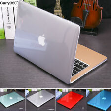 Carry360 New Crystal Matte Case For Apple Mac Book Air Pro Retina 11 12 13 15 La