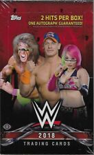 2018 Topps WWE Base Singles (Pick Your Card)