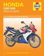 Haynes Workshop Manual Honda CBR125R 2004-2010 New Service Repair