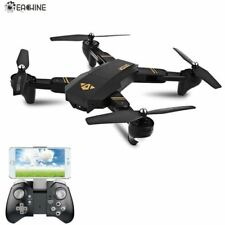 WIFI FPV With Wide Angle HD Camera High Hold Mode Foldable Arm RC Quadcopter RTF