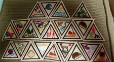 2000-2011 Girl Scout Brownie Try it Lot of 24 BADGES