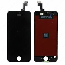 DISPLAY LCD TOUCH SCREEN APPLE IPHONE 5 5G 5S 5C NERO BIANCO