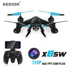 KEDIOR X8SW Quadrocopter Wifi Fpv Drone with Camera HD Rc Helicopter Quadcopter