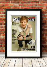 Ed Sheeran - Rock Band Concert Tour Posters - 3 to choose from.