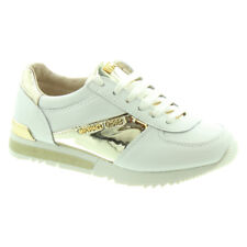 Kids And Youths Michael Kors Allie Trainers In White