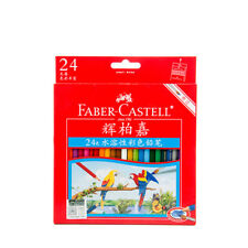 Faber Castell  12 24 36 48 60 72 Color Set Water Color Pencil Artist For Drawing