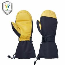 Ski Skiing Gloves Winter Snowboard Snowmobile Sports Motorcycle Riding Windproof
