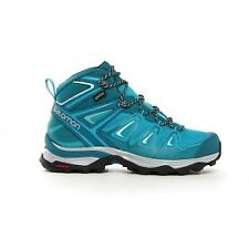 Salomon X Ultra 3 Mid Gtx W Turchese Donna 398686