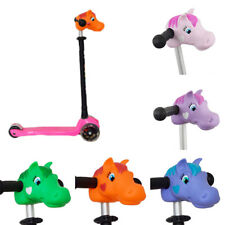 60E2A80 Lovely Dragon Pony Shaped T-Bar Head Cover For Skateboard Scooter Bikes