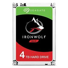 Seagate Technologys st4000vn008 - Iron Wolf NAS HDD 3.5 4TB SATA3 5900rpm (o9S)