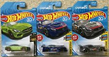Hot Wheels - 2015 / 2016 Mercedes Benz - AMG GT / GT3 (3 Car to Choose)