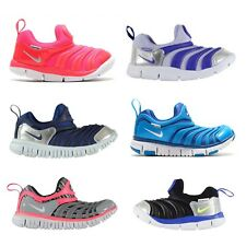 Brand-new Nike Dynamo Free Infants Toddler Kids Trainers Pink/ Lilac/ Blue BNIB