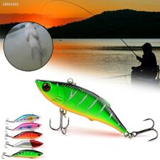 C6F956F Minow Fishing Lure Artificial Fake Baits Fish Eye Water Outdoor Sports