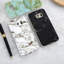 FLOVEME Marble Skin Case For Samsung Galaxy S8 Plus S7 S6 Edge S4 Soft Silicon