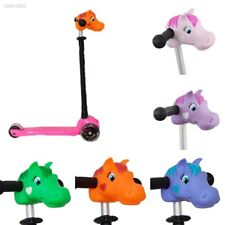 386C18C Lovely Dragon Pony Shaped T-Bar Head Cover For Skateboard Scooter Bikes
