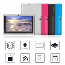 "7"" ZOLL TABLET PC 8GB Quad Core 2x KAMERA ANDROID 4.4 FÜR KINDER WLAN HD UP"