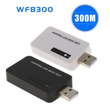 300Mbps USB WIFI Wireless Signal Repeater Router Extender Amplifier lot NEW