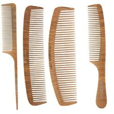 Pro Wooden Combs Hairdressing Brush Haircut Hair Salon Styling Barber Comb