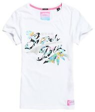 SUPERDRY STACKER INFILL ENTRY TEE Optic