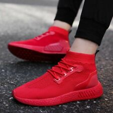 Men's Outdoor Athletic Shoes Running Breathable Sneakers Casual Sport Training