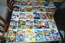 Wii Kids Games Nintendo Wii U compatible CRASH COOKING MAMA DISNEY BEN 10 RAYMAN