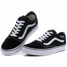 VAN Classic OLD SKOOL Low Top Casual Canvas Sneakers For Mens Womens Shoes
