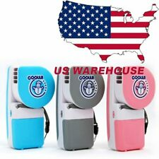 Personal Mini USB Portable Rechargeable Air Conditioner Cooler Fan Desk BD USA