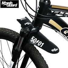 Marsh Guard  50:01 and Drop and Roll Mudguard Fender Front Rear Set For MTB Bike