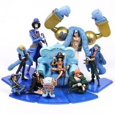 One Piece Luffy Nami Zoro Sanji Usopp Robin Brook Chopper Franky 20th Anniversar