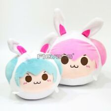Anime Hatsune Miku Kawaii Plush Pillow Cushion peluches Dolls 24cm 2 Colors