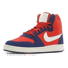 Schuhe Nike Court Borough Mid Premium 844884 600 Herren Red Blue Sneakers Bask