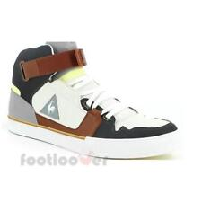 Scarpe Le Coq Sportif Feston Mid Coated 1410583 Basket  Uomo Sneakers White IT