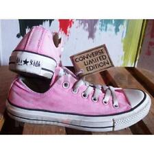 Scarpe Converse All Star OX Canvas LTD 1C362 uomo donna pink Vegan Old Effect IT