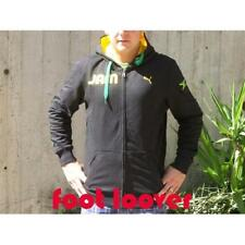Puma Jamaica Hooded Sweat Jacket 509984 04 giacca felpa uomo black
