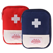 Portable Outdoor First Aid Medical Kit Travel Medicine Storage Bag Camping