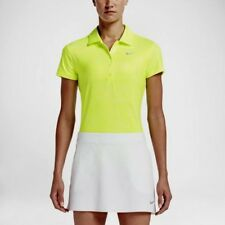 Nike GOLF Precision Light Polo Tennis Women's Size L 90% polyester / 10% cotton