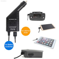 F5AB9F3 for DJI Mavic Pro Platinum Battery Car Charger Remote Battery Charging
