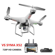 Upgrate New Drone With Camera 720P HD 0.3W White Hover Helikopter VS SYMA X52
