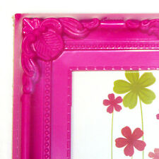 Henzo Picture Frames in Baroque Style in Bright or Antique Colours - 6x4 and 7x5
