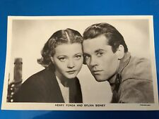 Picturegoer Film Partners 1930s Real Photograph Postcards - Pick a Card