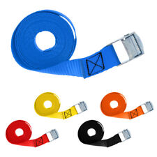 Strong Kayak Tie Down Strap Cam Buckle for Surfboard/SUP/Boat/Trailer/Roof Rack