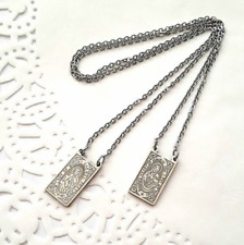 Stainless Steel Scapular Necklace (Gift ideas/Give-aways/Souvenir)