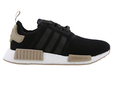Mens ADIDAS NMD_R1 Black Running Trainers CQ0760