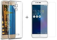 For Asus Zenfone 3 Max ZC520TL 5.2 Inch Back Cover Transparent Soft Case