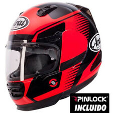 Casco arai rebel venturi rojo